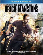 Brick Mansions (Blu-ray Disc)
