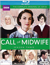 Call the Midwifes: Season Three (Blu-ray Disc)