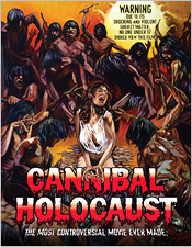 Cannibal Holocaust (Blu-ray Disc)