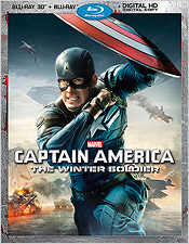 Captain America: The Winter Soldier (Blu-ray 3D)