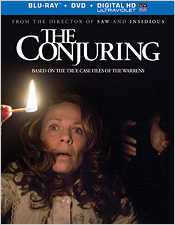 The Conjuring (Blu-ray Disc)