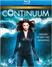 Continuum: Season Two (Blu-ray Disc)