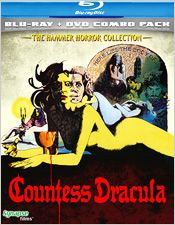 Countess Dracula (Blu-ray Disc)