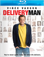 Delivery Man (Blu-ray Disc)