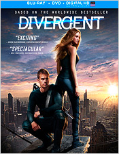Divergent (Blu-ray Disc)