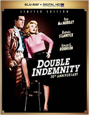 Double Indemnity: 70th Anniversary Limited Edition (Blu-ray Disc)