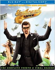 Eastbound and Down: Season Four (Blu-ray Disc)
