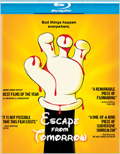 Escape from Tomorrow (Blu-ray Disc)