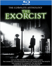 The Exorcist: The Complete Anthology (Blu-ray Disc)