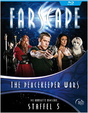 Farscape: The Peacekeeper Wars (German Region B Blu-ray)