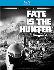 Fate Is the Hunter (Blu-ray Disc)