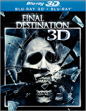 Final Destination 3D (Blu-ray 3D)