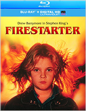 Firestarter (Blu-ray Disc)