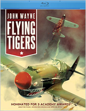 Flying Tigers (Blu-ray Disc)