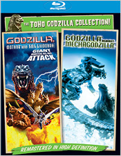 Godzilla double feature (Blu-ray Disc)