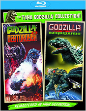 Godzilla Vs. Destoroyah / Godzilla Vs. Megaguirus: The G Annihilation Strategy