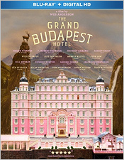 The Grand Budapest Hotel (Blu-ray Disc)