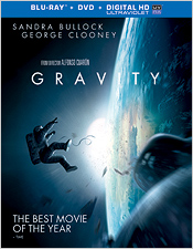 Gravity (Blu-ray Disc)