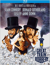 Great Train Robbery (Blu-ray Disc)