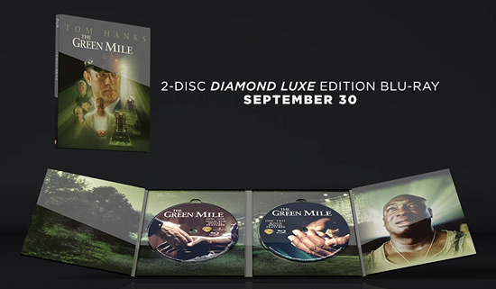 The Green Mile: Diamond Luxe Edition (Blu-ray Disc)