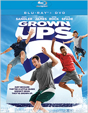 Grown Ups 2 (Blu-ray Disc)