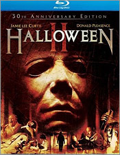 Halloween II: 30th Anniversary Edition (Blu-ray Disc)