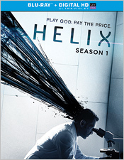 Helix: Season One (Blu-ray Disc)