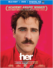 Her (Blu-ray Disc)