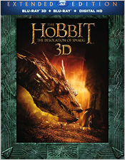The Hobbit: The Desolation of Smaug - Extended Edition (Blu-ray 3D)