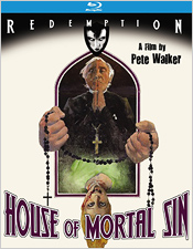 House of Mortal Sin (Blu-ray Disc)