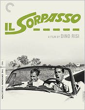 Il Sorpasso (Criterion Blu-ray Disc)