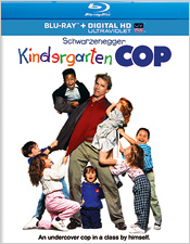 Kindergarden Cop (Blu-ray Disc)