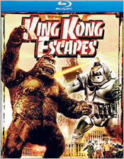King Kong Escapes (Blu-ray Disc)