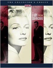 The Lady from Shanghai (TCM Shop Blu-ray Disc exclusive)
