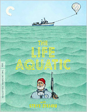 The Life Aquatic with Steve Zissou (Criterion Blu-ray Disc)