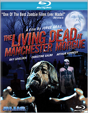 The Living Dead at Manchester Morgue (Blu-ray Disc)