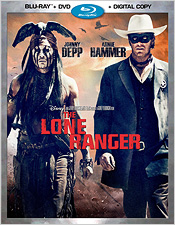 The Lone Ranger (final Blu-ray disc)