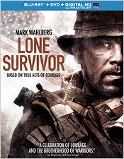 Lone Survivor (Blu-ray Disc)