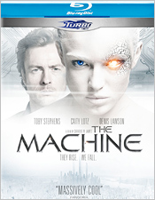 The Machine (Blu-ray Disc)