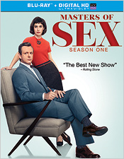 Masters of Sex: Season One (Blu-ray Disc)