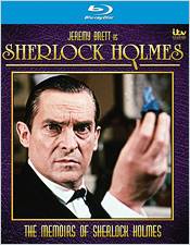 The Memoirs of Sherlock Holmes (Blu-ray Disc)