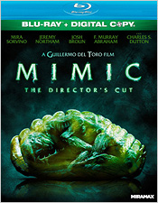 Mimic: Director's Cut (Blu-ray Disc)