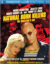 Natural Born Killers: Diamond Luxe (Blu-ray Disc)