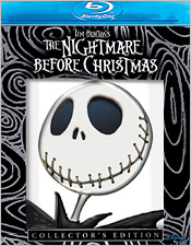 The Nightmare Before Christmas: Collector's Edition (Blu-ray Disc)