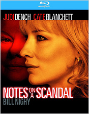 Notes on a Scandal (Blu-ray Disc)