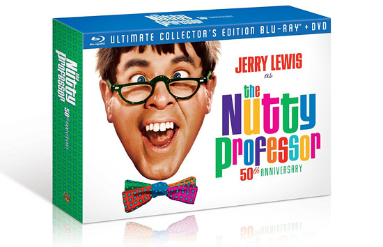 The Nutty Professor: 50th Anniversary Edition UCE