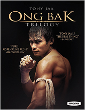 The Ong Bak Trilogy (Blu-ray Disc)
