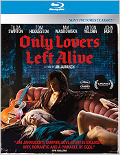 Only Lovers Left Alive (Blu-ray Disc)