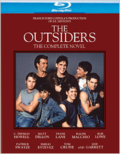 The Outsiders: The Complete Novel (Blu-ray Disc)