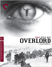 Overlord (Criterion Blu-ray Disc)